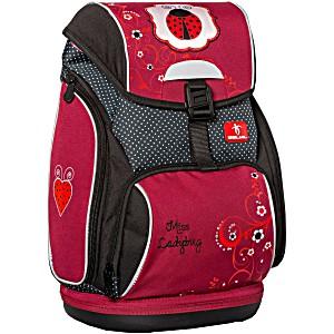 Ранец-рюкзак Belmil 404-31/469 цвет Ladybug Новинка