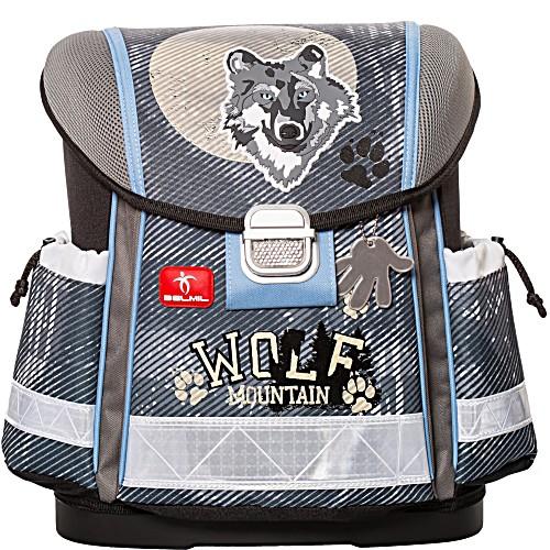 Ранец Belmil Classy 403-13/418 WOLF + мешок для обуви