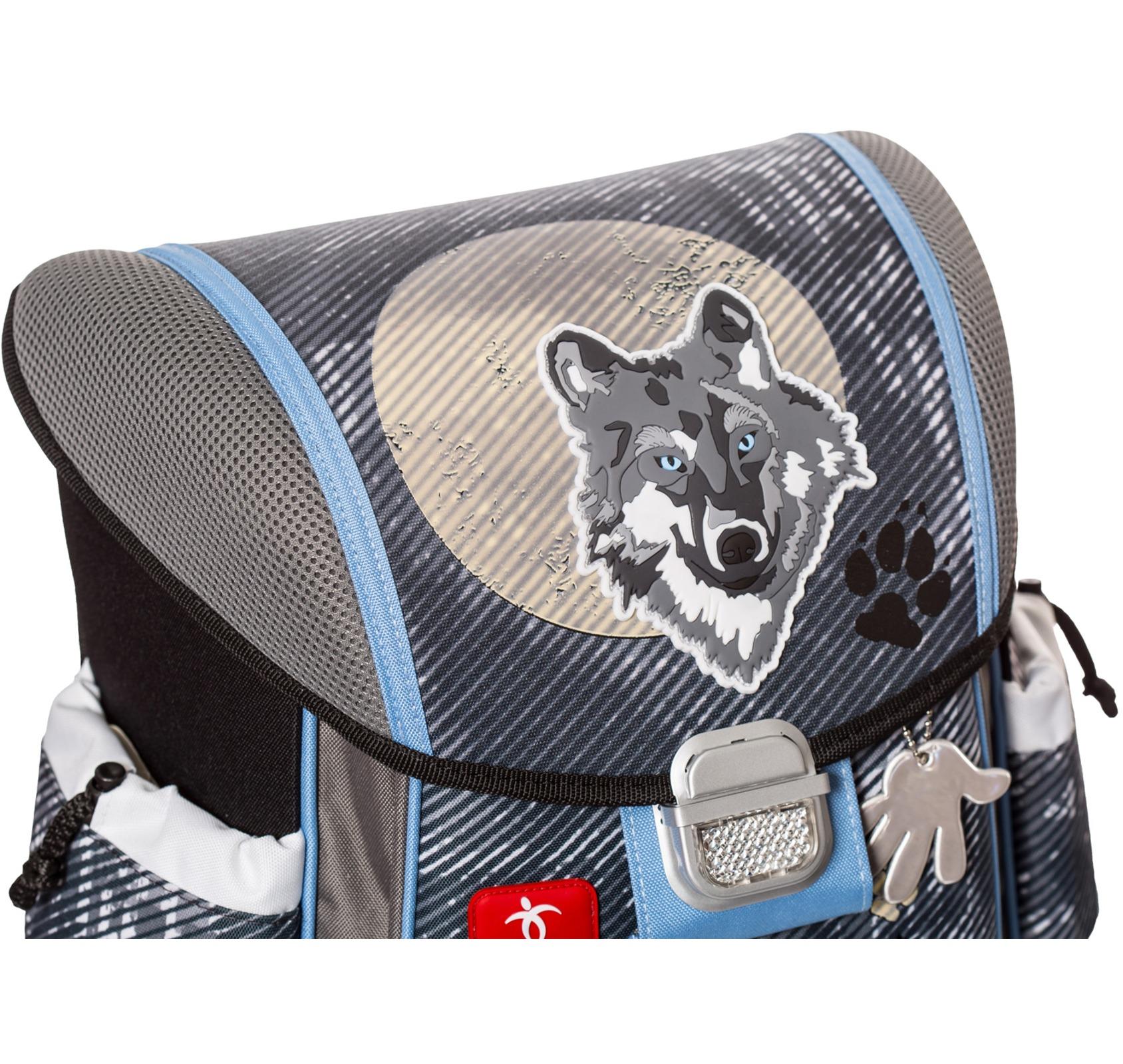 Ранец Belmil Classy 403-13/418 WOLF + мешок для обуви, - фото 3