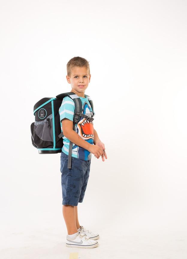 Ранец Belmil 405-33/432 DINO + мешок для обуви, - фото 8
