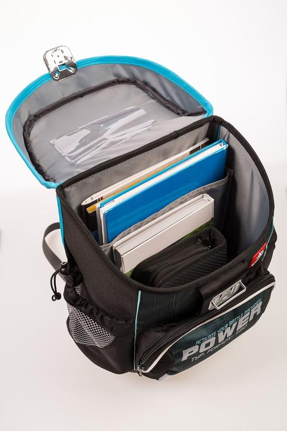 Ранец Belmil 405-33/432 DINO + мешок для обуви, - фото 5