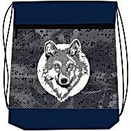 Мешок для обуви 336-91 WOLF (LUMO)