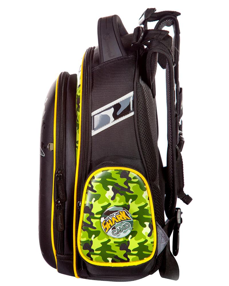 Школьный рюкзак Hummingbird TK1 официальный с мешком для обуви, - фото 2