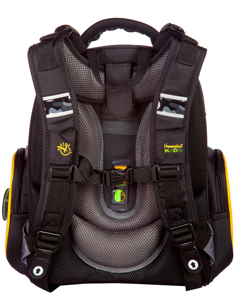 Школьный рюкзак Hummingbird TK1 официальный с мешком для обуви, - фото 3