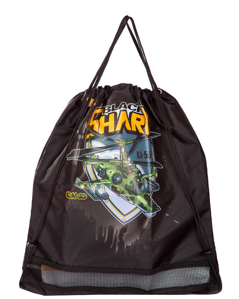 Школьный рюкзак Hummingbird TK1 официальный с мешком для обуви, - фото 4