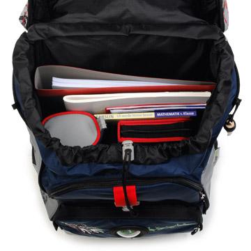 Школьный ранец DerDieDas ErgoFlex XL с наполнением Крутой Вираж, - фото 3
