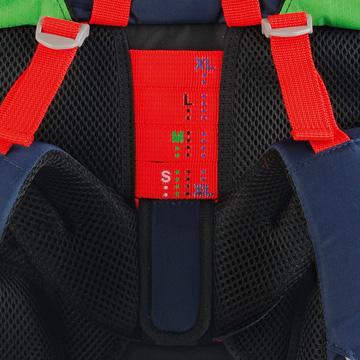 Школьный ранец DerDieDas ErgoFlex XL с наполнением Крутой Вираж, - фото 12