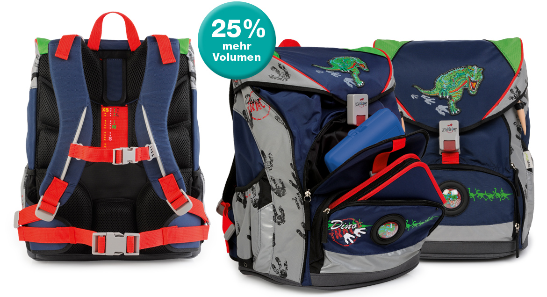 Школьный ранец DerDieDas ErgoFlex XL с наполнением Крутой Вираж, - фото 14