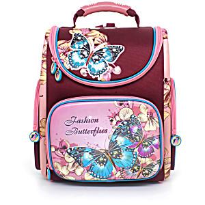 Школьный рюкзак – ранец HummingBird K103 с мешком для обуви