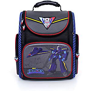 Школьный рюкзак – ранец HummingBird K108 Sky Heroes с мешком для обуви