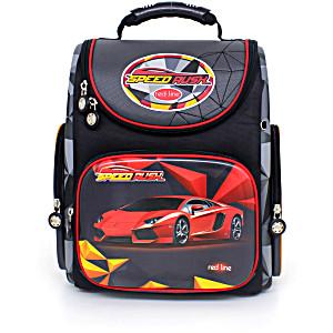 Школьный рюкзак – ранец HummingBird K111 Speed Rush с мешком для обуви