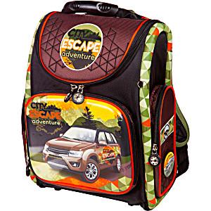 Школьный рюкзак – ранец HummingBird K100 с мешком для обуви