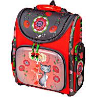 Школьный рюкзак - ранец HummingBird K102 с мешком для обуви