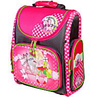 Школьный рюкзак - ранец HummingBird K106 Lady с мешком для обуви