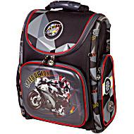Школьный рюкзак - ранец HummingBird K110 Speed Demon с мешком для обуви