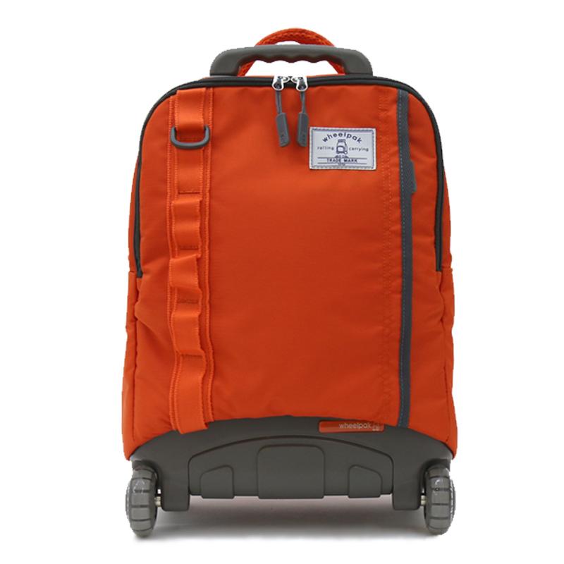 Рюкзак на колёсах корея alian bini рюкзак