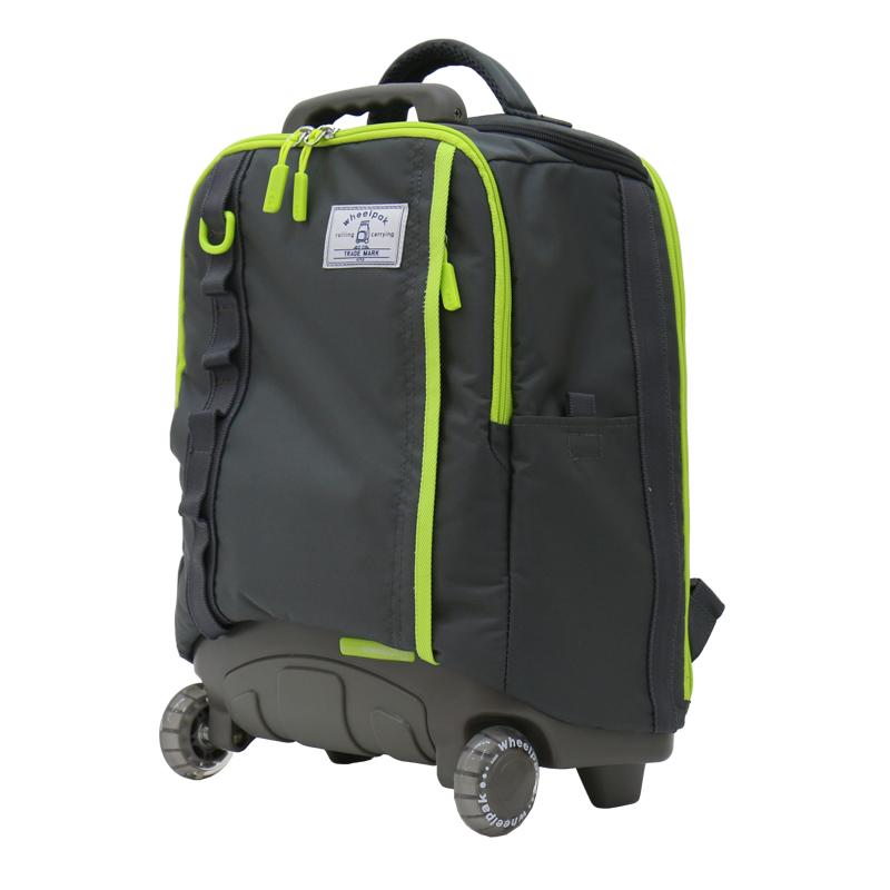 Рюкзак на колесах wheelpak эрго-рюкзака love carry