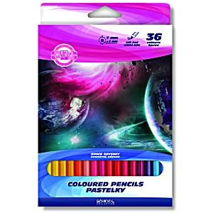Набор цветных карандашей Koh-i-Noor Space Odyssey