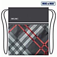 Мешок для обуви Mike&Mar Майк Мар, серый в клетку барбери (Burberry)