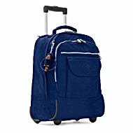 Рюкзак на колесах Kipling Sanaa PRT цвет синий