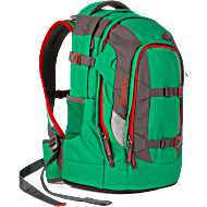Satch Pack рюкзак для школьника цвет Green Steel