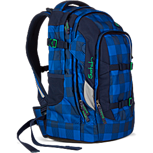 Satch Pack рюкзак для школьника цвет Bluetwist