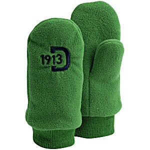 Didriksons варежки KIDS MICROFLEECE GLOVES