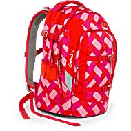 Satch Pack рюкзак для школьника цвет Chaka Cherry