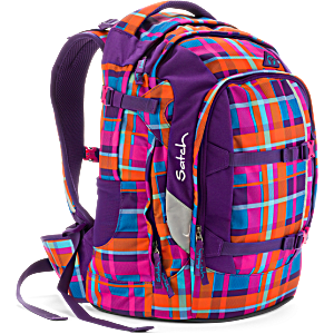 Satch Pack рюкзак для школьника цвет Tropic Thunder