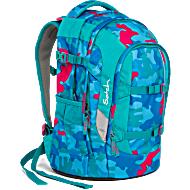 Satch Pack рюкзак для школьника цвет Caribic Camou