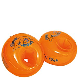 Детские нарукавники для плавания SwimSafe
