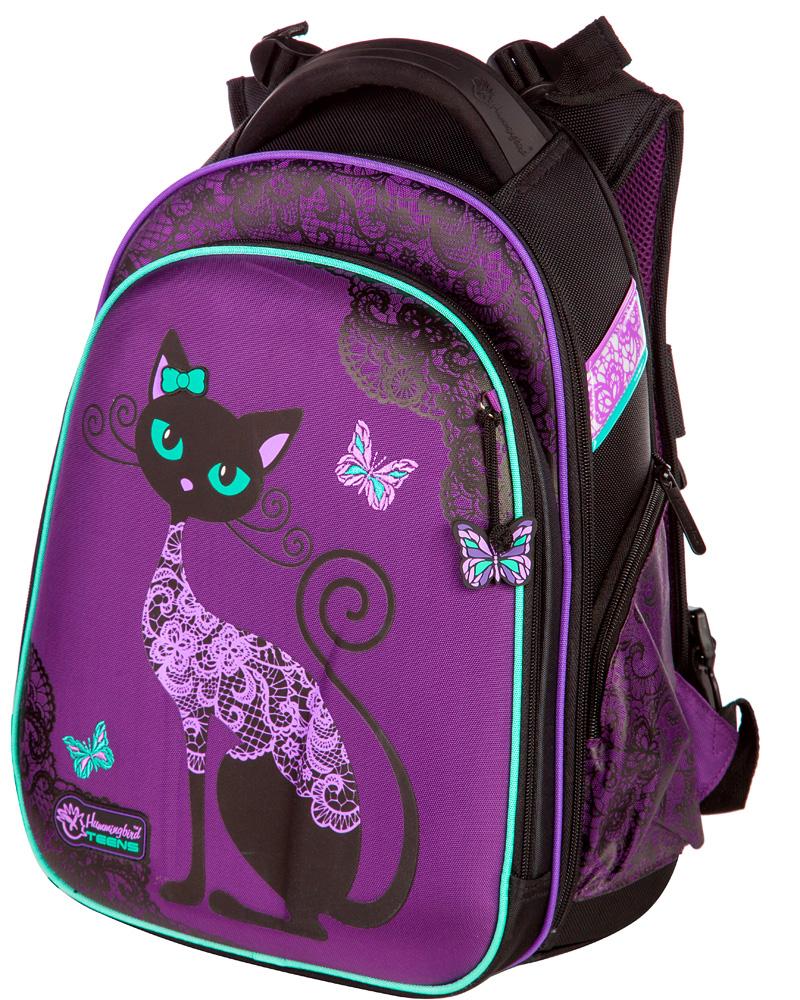 Школьный ранец Hummingbird T71 официальный, - фото 1