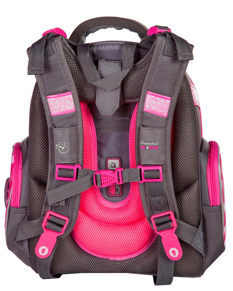 5bd019c2a6ea ... Школьный рюкзак Hummingbird TK28 официальный с мешком для обуви, - фото  3
