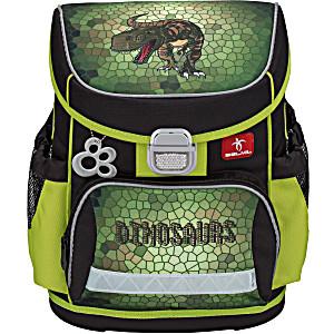 Ранец Belmil Динозавр 405-33 MINI-FIT DINO + мешок и пенал + фломастеры