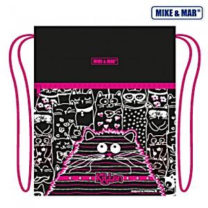 Мешок для обуви Mike&Mar Майк Мар Котики