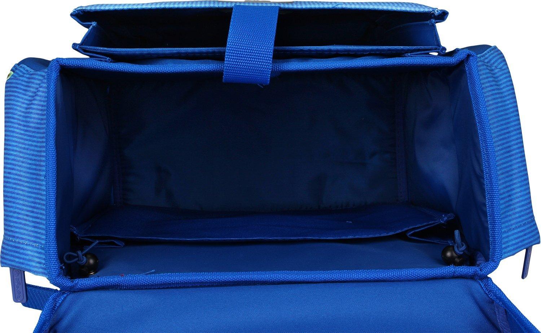 Школьный ранец Herlitz Flexi Plus SPEED без наполнения Скорость, - фото 6