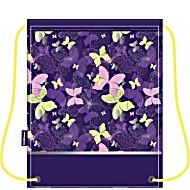 Мешок для обуви ErichKrause Бабочки лиловые