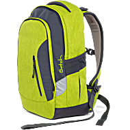 Рюкзак Ergobag Satch Sleek цвет Ginger Lime