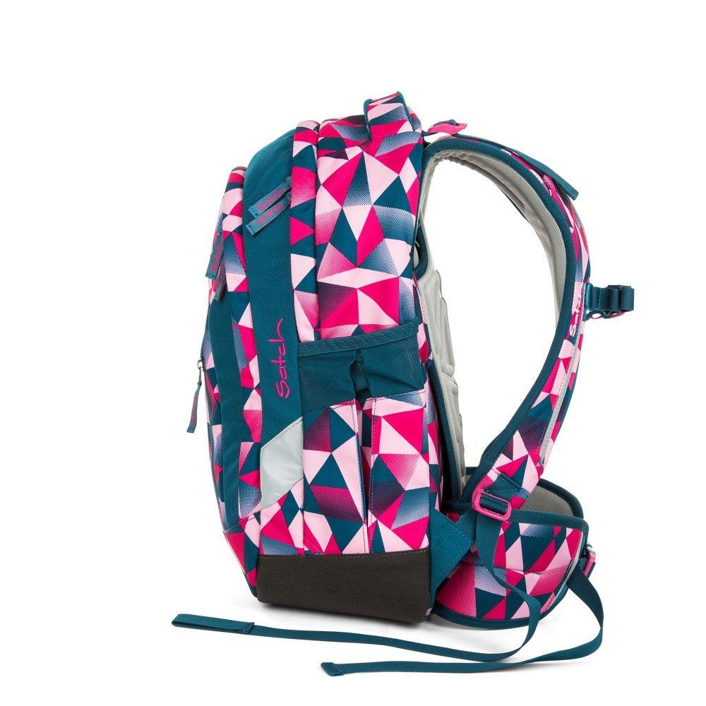 Рюкзак Ergobag Satch Sleek цвет Pink Crush, - фото 2