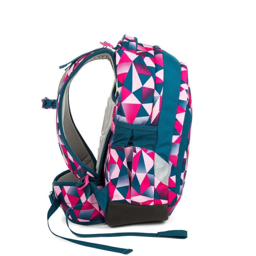 Рюкзак Ergobag Satch Sleek цвет Pink Crush, - фото 5