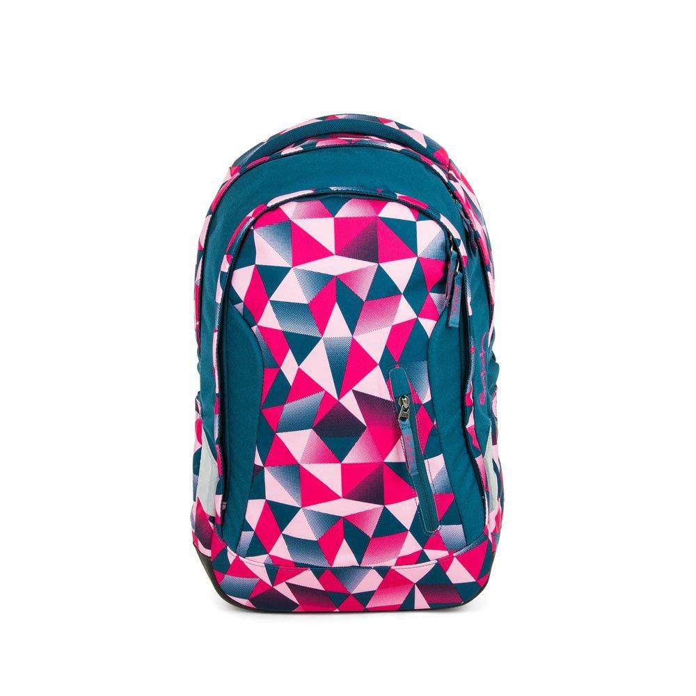 Рюкзак Ergobag Satch Sleek цвет Pink Crush, - фото 6