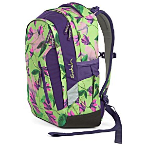 Рюкзак Ergobag Satch Sleek цвет Ivy Blossom