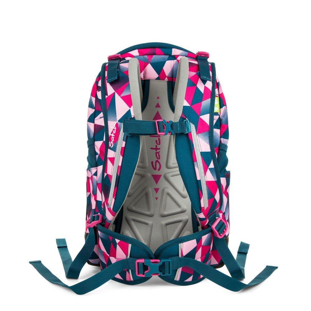 Рюкзак Ergobag Satch Sleek цвет Pink Crush, - фото 4