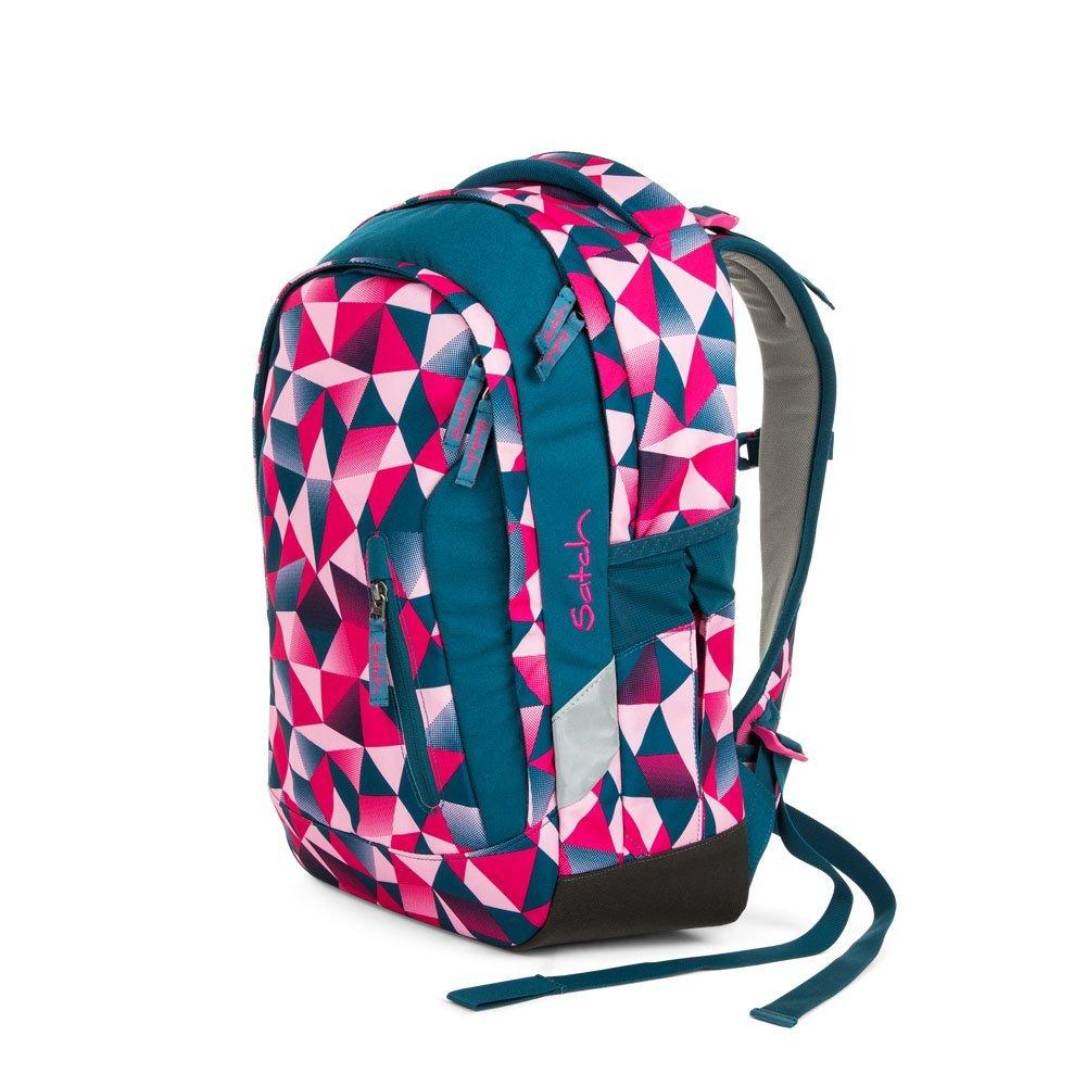 Рюкзак Ergobag Satch Sleek цвет Pink Crush, - фото 1