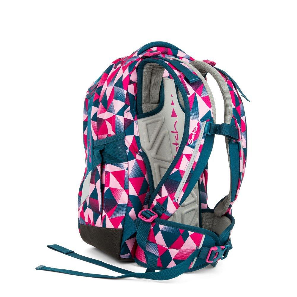 Рюкзак Ergobag Satch Sleek цвет Pink Crush, - фото 3