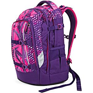 Рюкзаки Ergobag Satch Pack цвет Candy Lazer