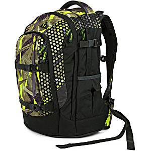 Рюкзаки Ergobag Satch Pack цвет Jungle Lazer