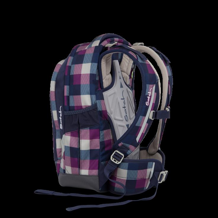 Рюкзак Ergobag Satch Sleek цвет Berry Carry, - фото 3