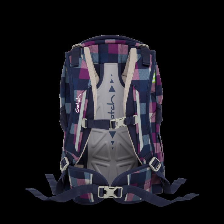 Рюкзак Ergobag Satch Sleek цвет Berry Carry, - фото 4