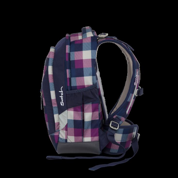 Рюкзак Ergobag Satch Sleek цвет Berry Carry, - фото 2